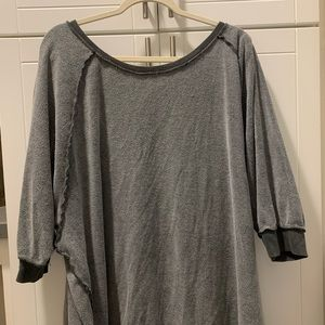 Free People Oversized Pull-Over